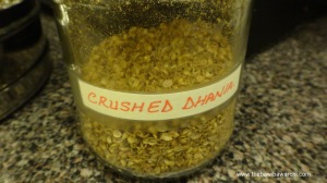 Crushed Dhania
